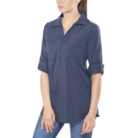 Royal Robbins Expedition Chill Stretch Tunic Women Deep Blue